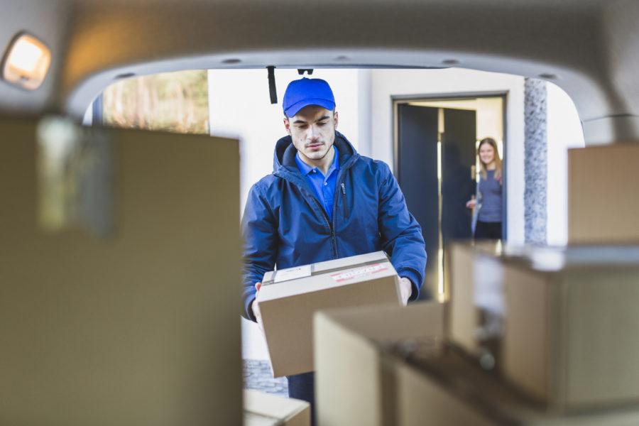 La importancia de la rapidez en el envío de productos a domicilio